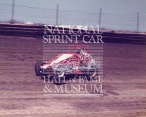 Tom Bigelow, #14, Eldora (track), 04-01-84, HZ/NSCHoF&M