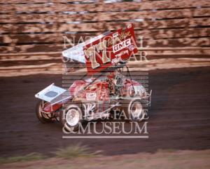 Stevie Smith, #77, Knoxville, 09-89, AB/NSCHoF&M