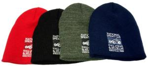 Beanie - Navy with Museum Logo