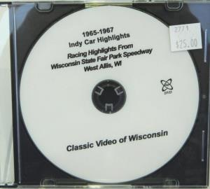 1965-1967 USAC Indy Car Highlights