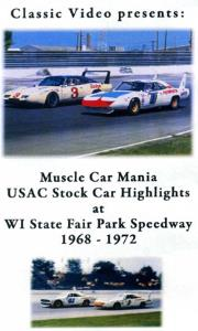 Muscle Car Mania USAC Stock Car Highlights