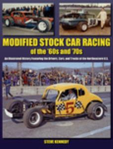 Modified Stock Car Racing of the 60's & 70's
