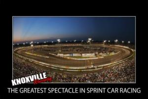 Panoramic Image of Knoxville Raceway