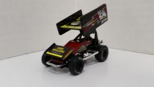 #24 Terry McCarl 1/64th Die Cast