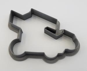 Small Plastic Cookie Cutter