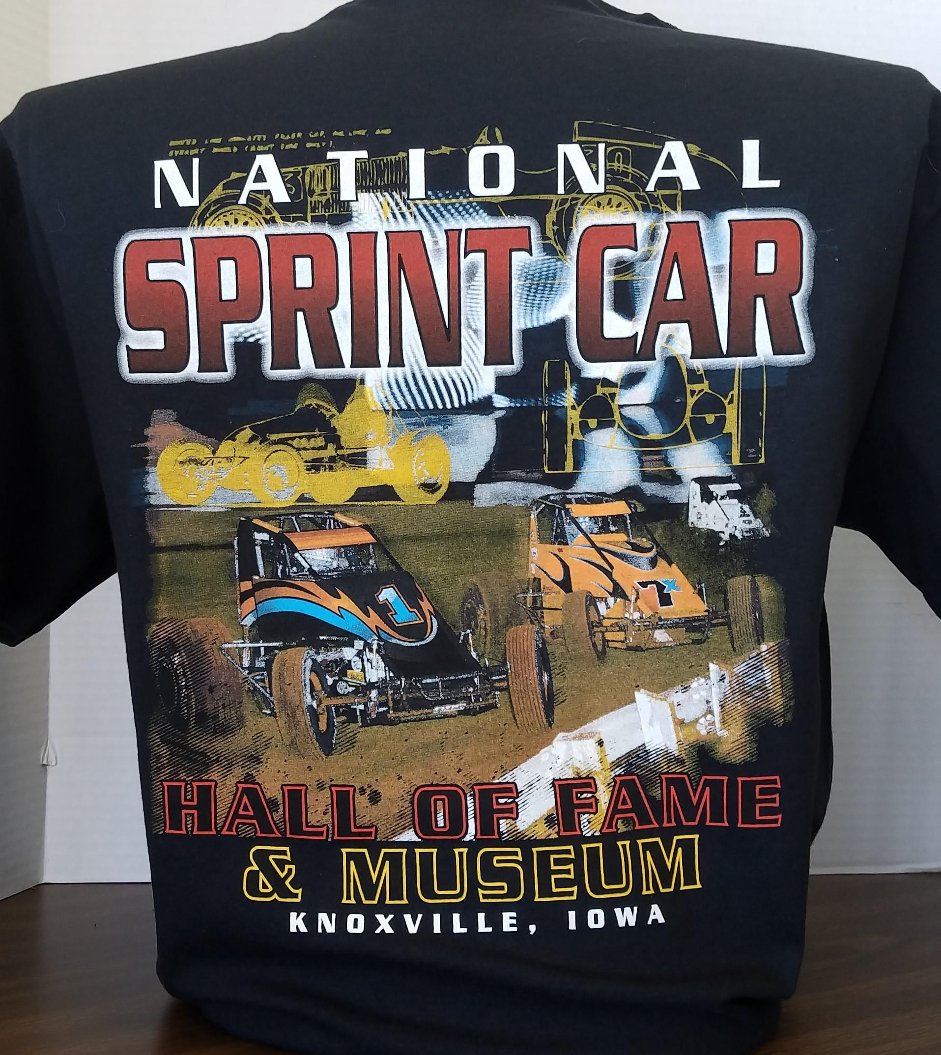 Non-Winged Sprint Car T-Shirt