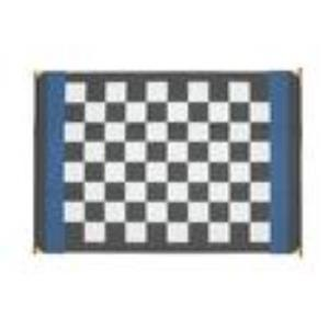 Checkered Patio Mat