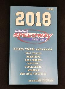 2018 National Speedway Directory