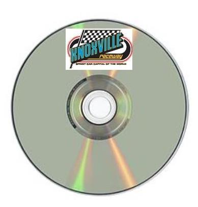 Knoxville Raceway Nightly DVD's