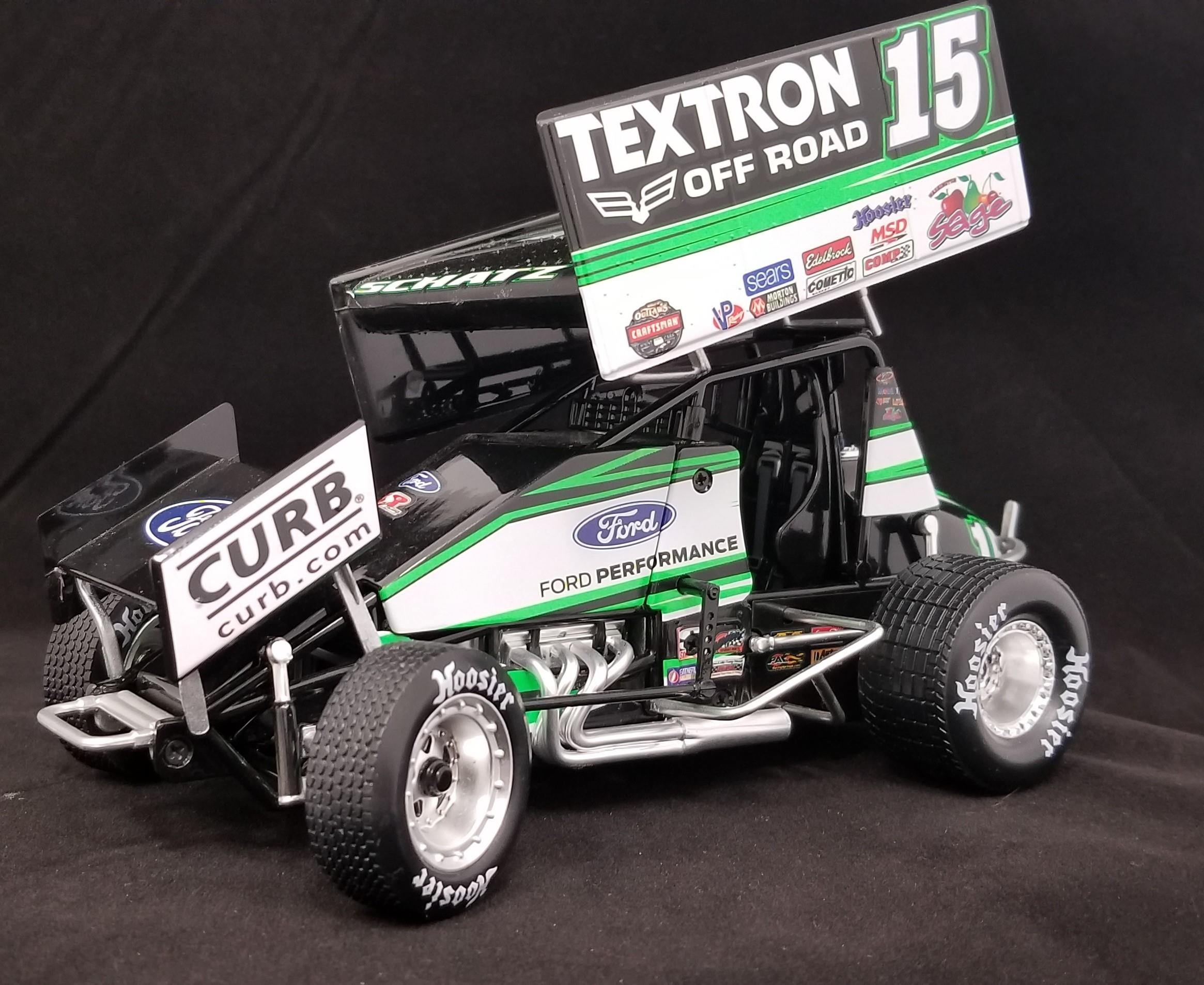 2018 Textron Off Road/Arctic Cat/Ford Performance 1:18th Scale Car
