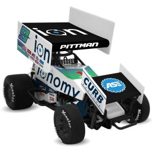 2018 Daryn Pittman 1/18th Sprint Car Ionomy Die Cast