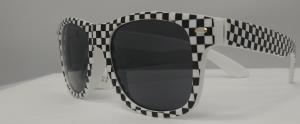 Kids Checkered Sunglasses