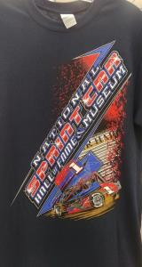National Sprint Car Hall of Fame & Museum T-Shirt - Navy
