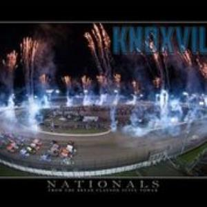 Fireworks at 2019 Knoxville Nationals