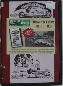 Thunder From The 50's (DVD)