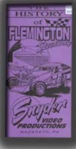 The History Of Flemingnton Speedway (DVD)