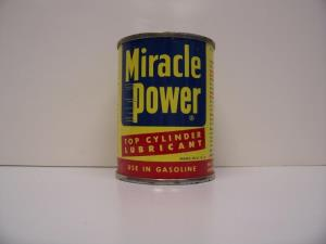 Miracle Power Tin Bank