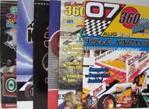 Past Knoxville 360 Nationals Programs