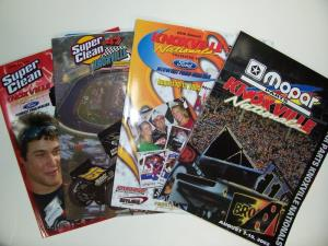 Past Knoxville 410 Nationals Programs