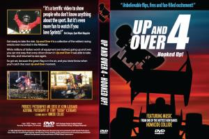 Up And Over Volume 4 - Hooked Up (DVD)