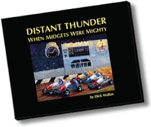 Distant Thunder: When Midgets Were Mighty (Book)