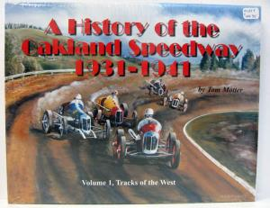 A History of the Oakland Speedway